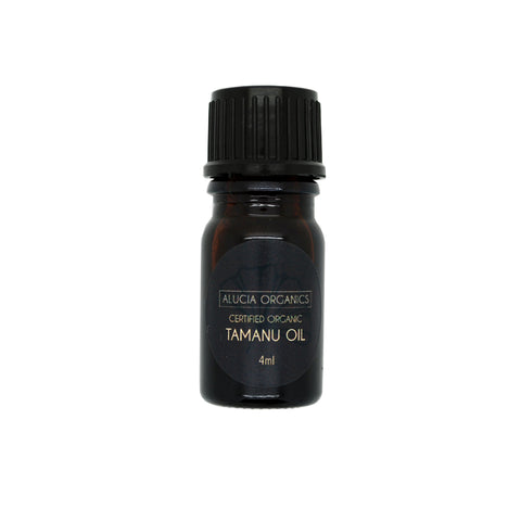 Organic Tamanu Oil sample
