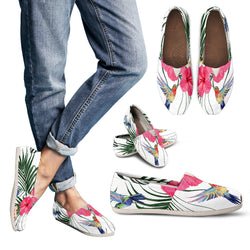 Exotic Hummingbird Women's Casual Shoes