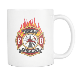 Homefront FD - Official Mug