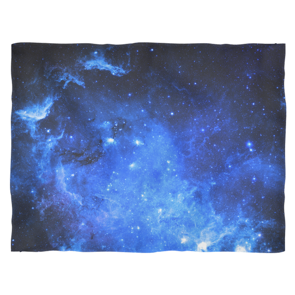 Blue Galaxy Blanket
