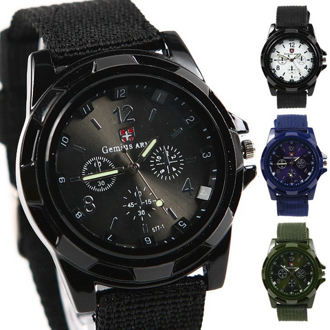 Tactical Watch Giveaway