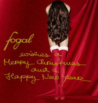 Celebrate the Holidays with Fogal