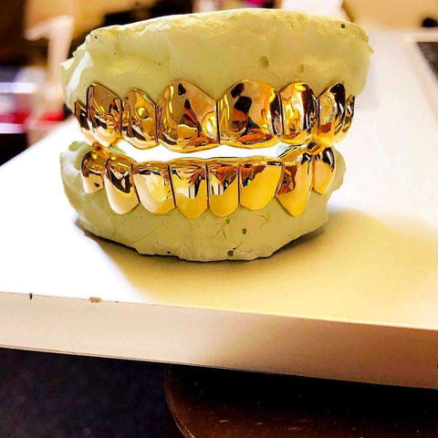 10K Gold Grill Special