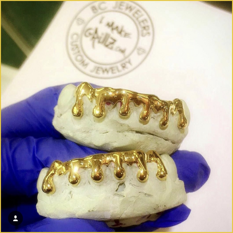 Customize Your Drip Grill