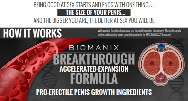 biomanix the best penis enhancement pill 60 capsules prime