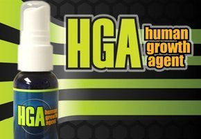 HGA human growth spray 1 FL oz, 30ML