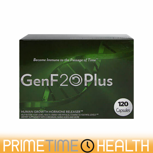 GenF20 Plus: Feel Young Again 120 Tablets