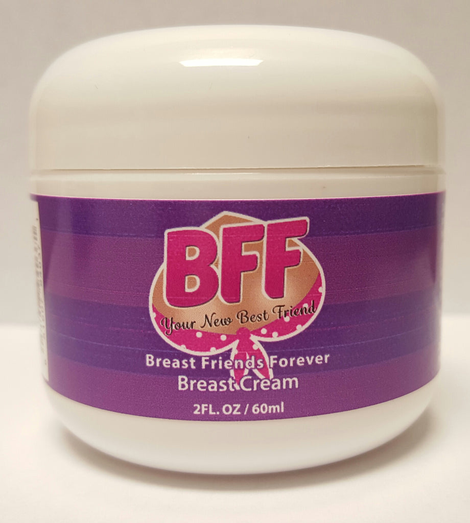 BFF Cream 1 Month Supply Breast Friends Forever-Success in Breast Enhancement