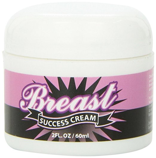 Breast Success Cream: First in Topical Safe Breast Improvement