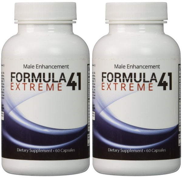 Formula41 Extreme - 2 Month Supply