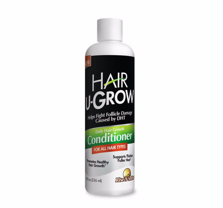 Hair U Grow Conditioner, Fights Follicle Damage, Thicker, Fuller Hair, 8 fl oz