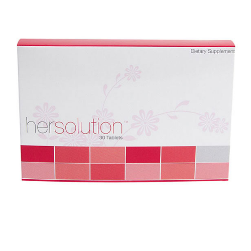 Hersolution Pills: Her Sexual Stimulant Solution 4 Month Supply