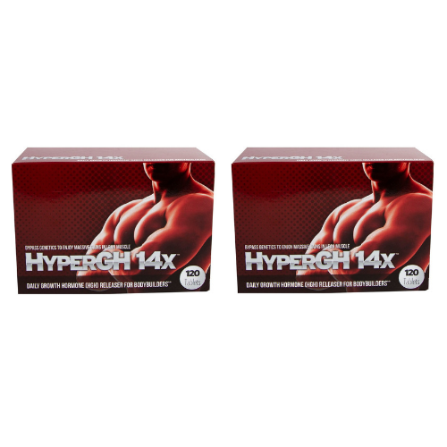 HyperGH 14x 2 Month Supply