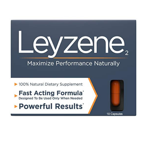 Leyzene2 The NEW Most Effective Natural Male Enhancement V2 Now with Royal Jelly