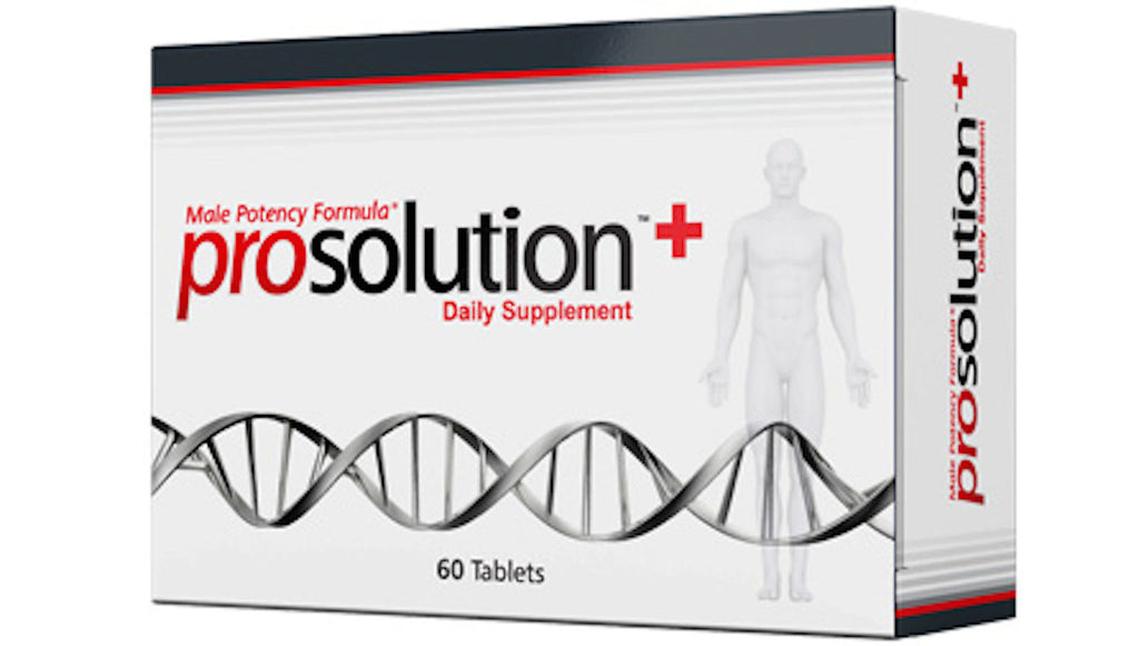 Prosolution Plus Male Penis Enlargement Pills Premature Ejaculation - 1 Month