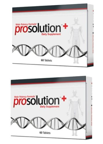 Prosolution Plus Male Penis Enlargement Pills Premature Ejaculation - 2 Month