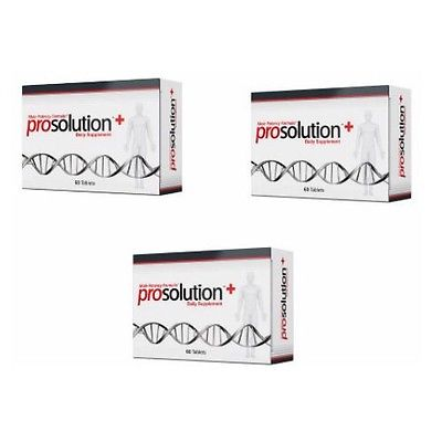 Prosolution Plus Male Penis Enlargement Pills Premature Ejaculation - 3 Month