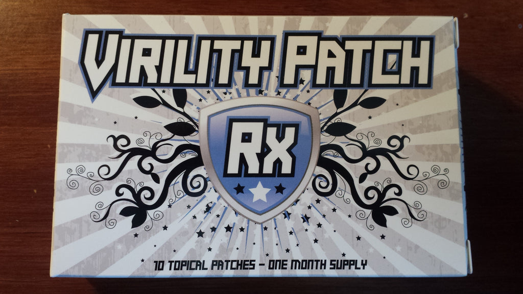 Virility Patch RX Male Enhancement Formula