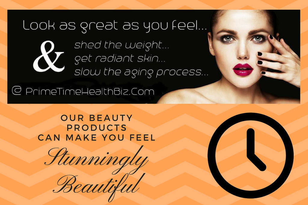 Radiant Skin Anti Aging Look Younger