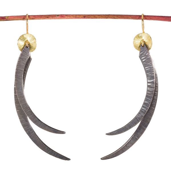 Tusk Earrings