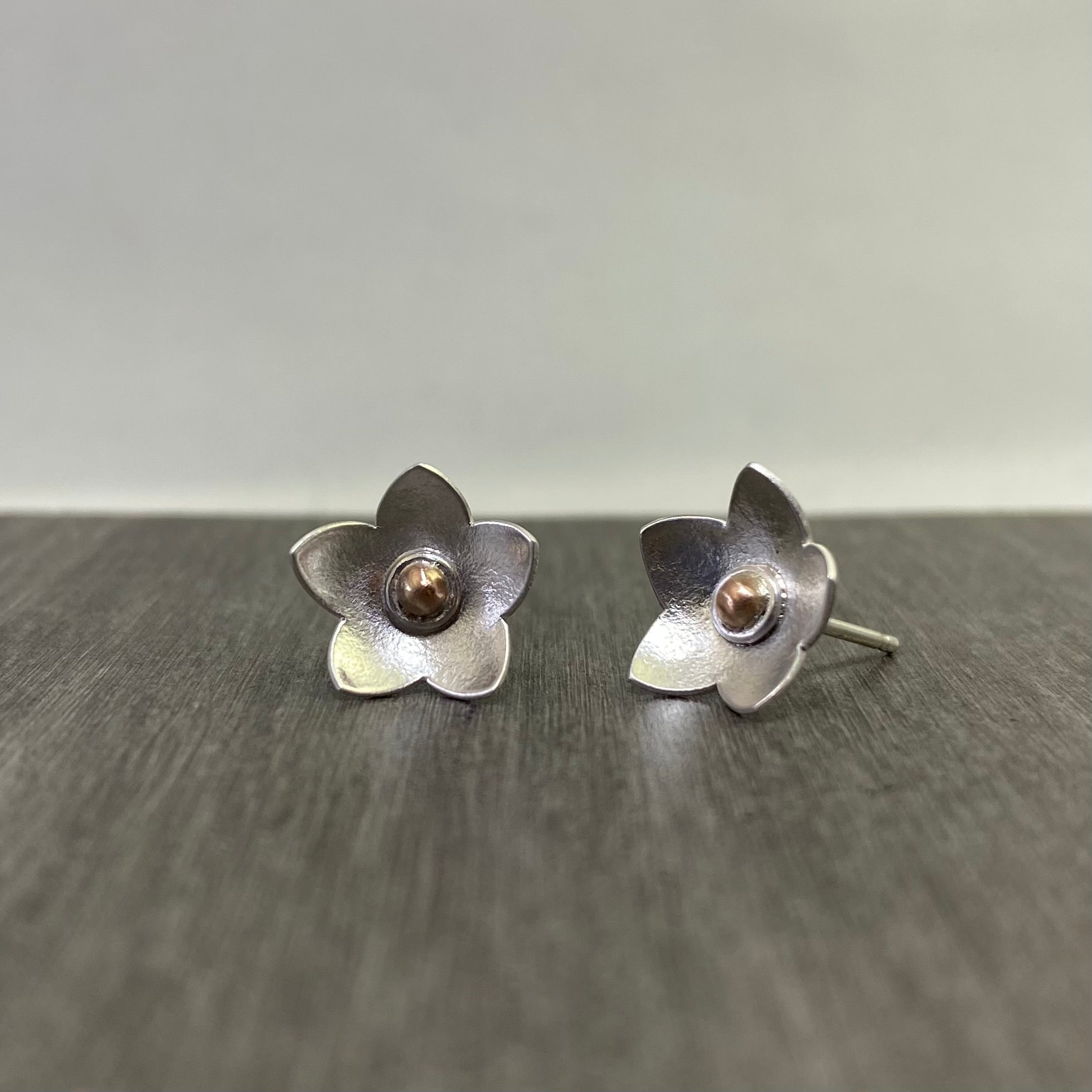 Flower Earrings #1
