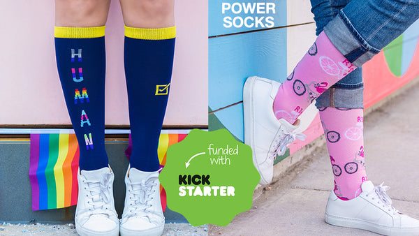 Power Socks - Fully Funded on Kickstarter