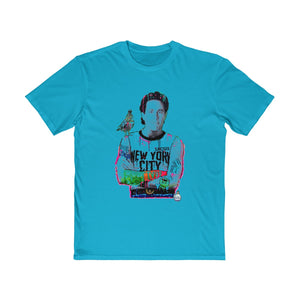 """Jerry"" TEE, awesome design, 90's Seinfeld humor tee, BluElix limited print, graffiti."