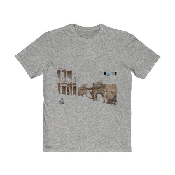 IAM1/W Italy BluElix Tee, Great design. Travel and live BluElix