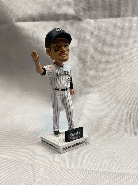 Nolan Arenado Bobblehead!! 2015 season!! Great Collectible!