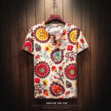 Sinicism Store Men Cotton Linen Short Sleeve T Shirt Summer Thin Fabric Chinese Traditional Clothes Male Retro t-Shirt