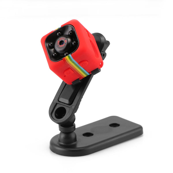 HD 1080P Mini Hidden Camera with Night Vision and Motion Detection