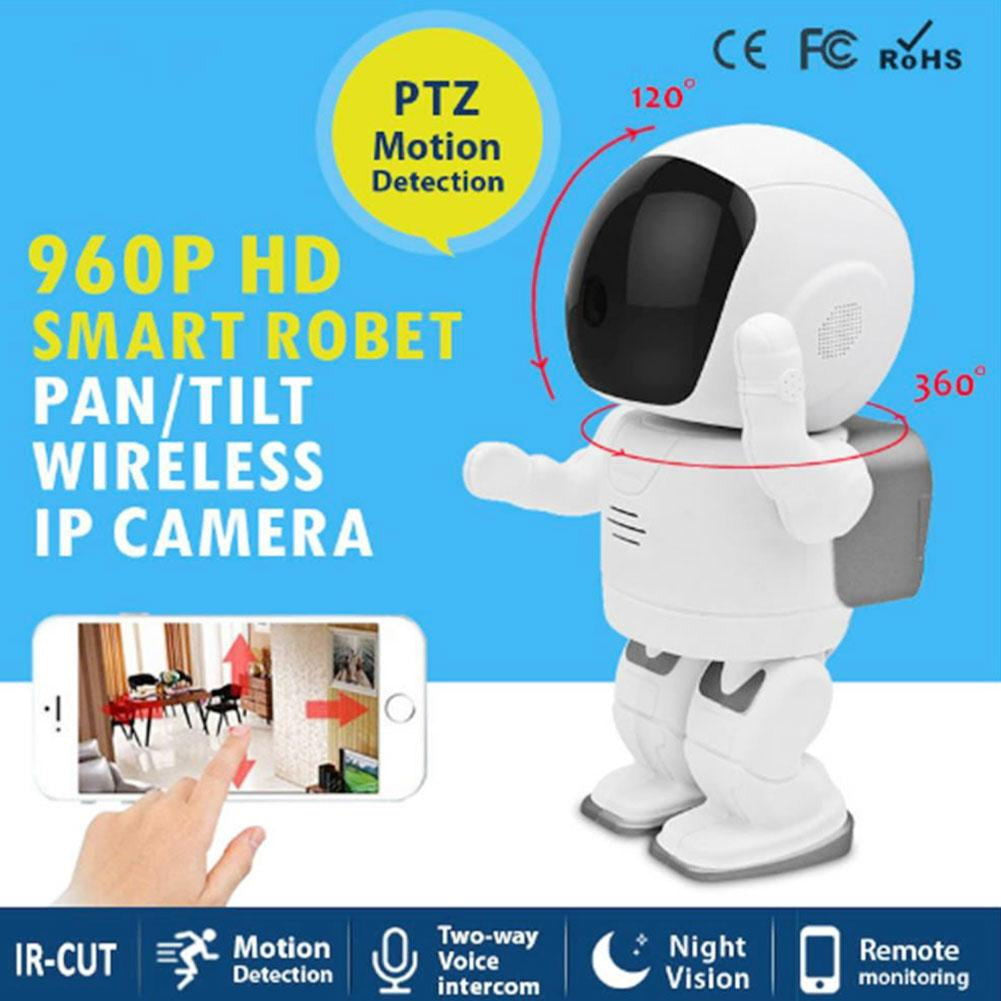 IP Pan Tilt Wifi Security camera man!!