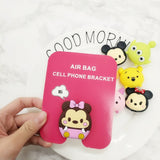 POP socket mobile phone Cartoon Expanding phone Stand Finger phone Holder Awesome Designs!!