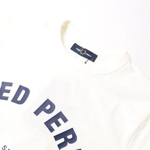 Fred Perry - Arch Branded T-Shirt