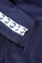 Load image into Gallery viewer, Fred Perry - J6231 Taped Track Jacket in Carbon Blue