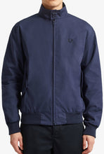 Load image into Gallery viewer, Fred Perry - Made in England Harrington Jacket J7320 in Navy
