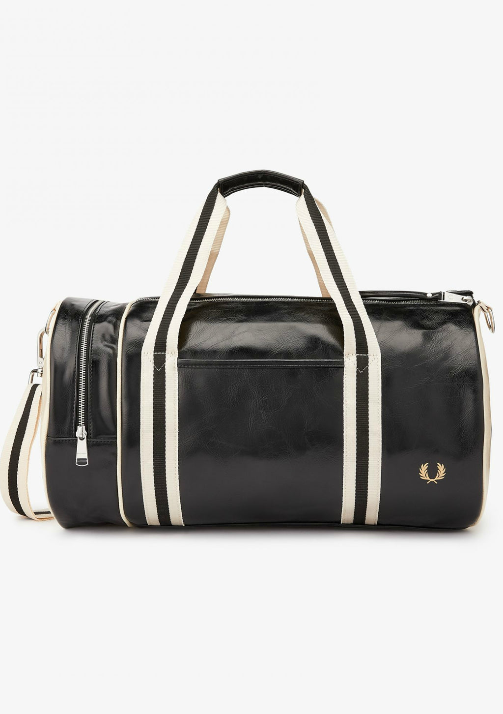 Fred Perry - Barrel Bag L7220 in Black