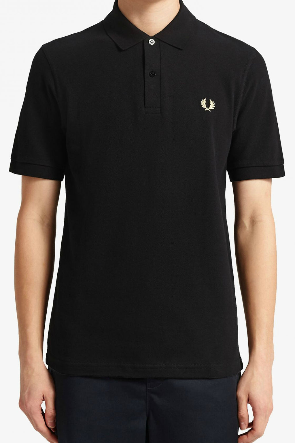 Fred Perry - Polo Shirt M3 in Black