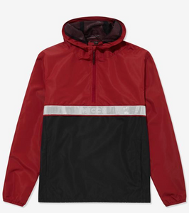 Nicce - Casta Cagoule in Merlot Red