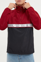 Load image into Gallery viewer, Nicce - Casta Cagoule in Merlot Red