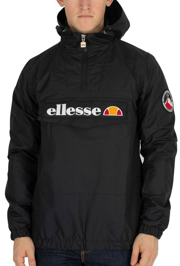 Ellesse - 1/2 Zip Mont 2 Alpine Jacket in Black
