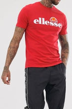 Load image into Gallery viewer, Ellesse - Big Logo Prado T-shirt in Red