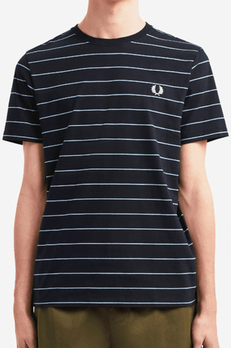 Fred Perry - M8532 Striped T-Shirt