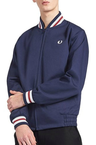 Fred Perry - J7322 Reissue Bomber in Navy