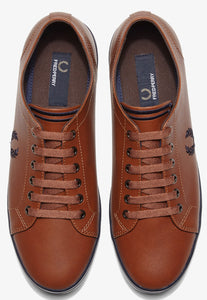 Fred Perry - Kingston Leather Shoe B6237U in Tan