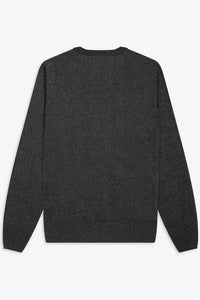 Fred Perry - Miles Kane Metallic V-Neck Sweater SK7016