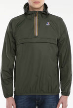 Load image into Gallery viewer, K-Way - Overhead 1/2 Zip Leon Jacket - Torba Green