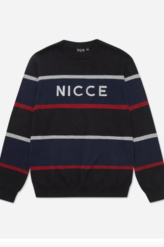NICCE - Calim Knit Sweater in Black