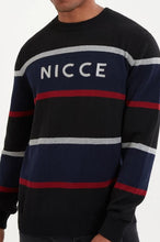 Load image into Gallery viewer, NICCE - Calim Knit Sweater in Black