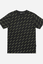 Load image into Gallery viewer, NICCE - Flank T-shirt in Black